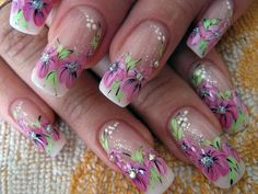 i just love it! #manicure #Nail #Art #Pics