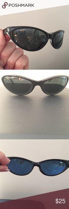 Maui Jim sunglasses Great condition. No scratches or marks Maui Jim Accessories Sunglasses
