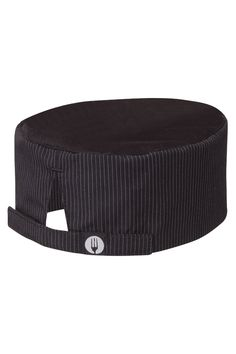 The Pinstripe Cool Vent Beanie is manufactured in yarn dyed poly-cotton fabric on the sides with a breathable cool vent panel on top. Bandanas, Chef Costume, Scrub Hat Patterns, Hotel Uniform, Restaurant Uniforms, Staff Uniforms, Uniform Design, Scrub Hats, Burger