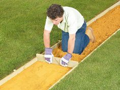 How to Lay a Brick Pathway   how-tos   DIY
