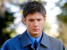 Jensen Ackles as Alec on Dark Angel
