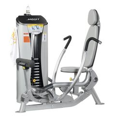 Hoist Fitness Systems ROC-IT Chest Press - Spartan Commercial Fitness Upper Body Commercial Fitness Equipment, Best Home Gym Equipment, No Equipment Workout, Gym Workouts, At Home Workouts, Hoist Fitness, Functional Training, At Home Gym, Upper Body