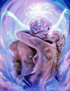 No greater soul connection exists...the twin flame