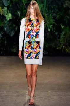 Tropical Print Dress #SS14SWIM #TotallyTropical #figleaves