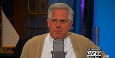 The Quote Glenn Beck Found So Profound, He Wrote It on the Front Page of His Bible