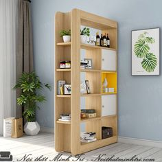 Our KT-62 living room decor shelf is designed in modern style with very eye-catching colors, suitable for your living room. The side of the shelf is designed to bend securely to the user, on the other hand creates a stylized product. It is suitable for condominiums, villas or modern style homes. ##livingroom