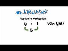 Aha Wiskunde – Wiskunde in Afrikaans Afrikaans, November, Education, November Born, Onderwijs, Learning