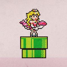 video-game-pixel-art