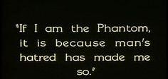 The Phantom Of The Opera, (1925)