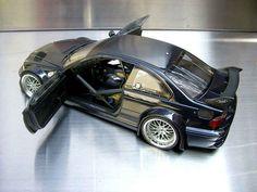 Bmw M3 E46 GTR wheels bbs Minichamps diecast model car 1/18 - Buy/Sell Diecast car on Alldiecast.co.uk