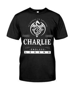 CHARLIE Family - Lifetime Member