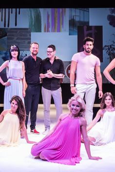 Great ideas for creative and on-trend styles - Spring/Summer 2015 Tour in Rhodes! #event #SS15 #rhodes