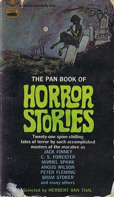 Pan book of horror stories book halloween horror halloween pictures happy…