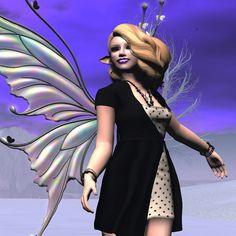 Sudden Glee by Deoridhe Grimsdottir Quandry Wrap Heels, One Design, Glee, Short Sleeve Dresses, Poses, Purple, Hair, Fashion, Figure Poses