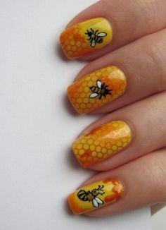 bees n honeycomb