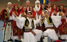 Traditional Albanian Clothing