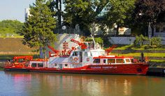Awesome Fire Boat
