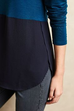 Mela Colorblocked Top - anthropologie.com #anthrofave