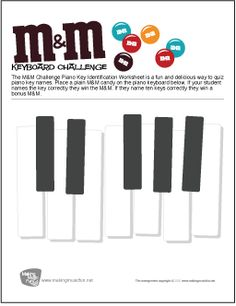 Music Theory Worksheets and Beginner Piano Lessons, Piano Lessons For Kids, Music Lessons, Piano Keyboard Keys, Letter V Crafts, Music Flashcards, Music Terms, Music Theory Worksheets, Easy Piano Sheet Music