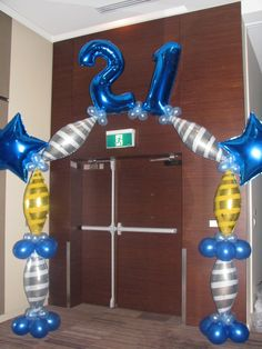 """......now thats a """"21st"""" entrance !!!!"""