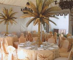 18 Trendy Ideas For Wedding Beach Centerpieces Palm Trees African Wedding Theme, African Theme, Wedding Themes, Wedding Decorations, Wedding Ideas, America Themed Party, Beach Centerpieces, Centrepieces, Centerpiece Ideas