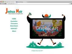 Joshua Moir | Illustration & Graphic Art