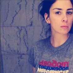 Sarah Silverman supports #LGBTQ Russians. Join HRC's campaign and get the shirt at loveconquershate.org #loveconquershate