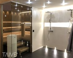 TAIVE sauna product line provides complete solutions for sauna interiors. It´s smooth, elegant design creates a harmonious atmosphere in your sauna as well as other interiors in your spa. In addition, thoughtfully designed Cariitti lighting solutions emphasize the surfaces and shapes of the materials. TAIVE interior is a timeless, long-lasting design solution that will create unforgettable sauna experiences for you and your guests. Lighting Solutions, Spa, Smooth, Interiors, Shapes, Elegant, Create, Furniture, Design