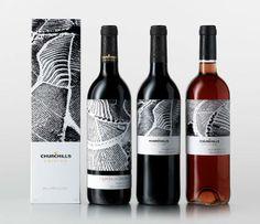 Weinetiketten Design 25 brilliant wine label, bottle & package designs Tips For The Rose Wine Bottle Design, Wine Label Design, Wine Bottle Labels, Wine Bottles, Sauvignon Blanc, Cabernet Sauvignon, Web Design Blog, Design Food, Design Design