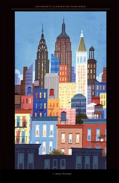 alley cats and drifters: Spring Workbook and Annual No. Cityscape Drawing, City Drawing, House Drawing, Building Illustration, City Illustration, Illustration Styles, Simple Illustration, Alley Cat, Building Art
