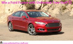 Win+a+Ford+Fusion!