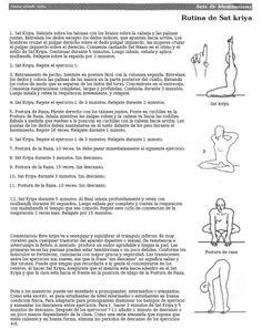 SAT KRIYA is one of the most basic and powerful exercises of Kundalini Yoga as taught by Yogi Bhajan.