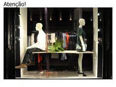 A vitrine da loja deve chamar tanto a atenção do cliente potencial, que ao passar e olhar ele sinta vontade de parar para conferir o que de tão importante tem naquela loja que chamou a sua atenção.Fique ligadinho!