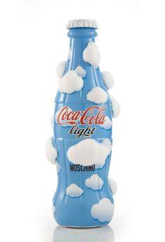 Coca-Cola's tribute to fashion #cocacola