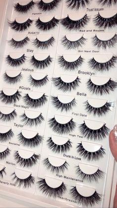 lash names for eyelashes Mink eyelashes Natural Fake Eyelashes, Get Long Eyelashes, How To Draw Eyelashes, Artificial Eyelashes, Beautiful Eyelashes, Fake Lashes, Longer Eyelashes, Mink Eyelashes, Vaseline Eyelashes