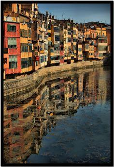 Girona, l'Onyar