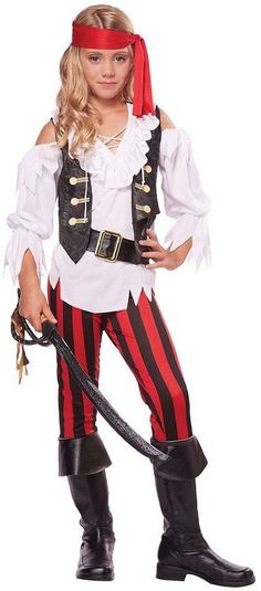 362 best pirates images on Pinterest Costume ideas, Pirate party - halloween costumes for girls ideas