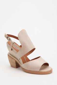 Oh! So cool---Jeffrey Campbell Sybil Slingback Sandal #urbanoutfitters