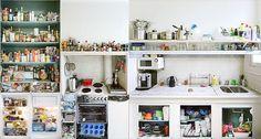 Kitchen Portraits by Erik Klein Wolterink in THISISPAPER MAGAZINE