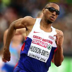 Matthew Hudson-Smith - Athletics. 400m & 400m relay.