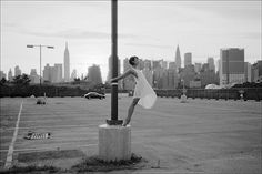 In Photography Series, Ballerinas Grace Urban Streets