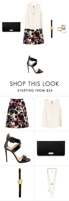 """""""Untitled #124"""" by elenekhurtsilava ❤ liked on Polyvore featuring Warehouse, Marni, Barneys New York, Henri Bendel, NLY Accessories and Call it SPRING"""