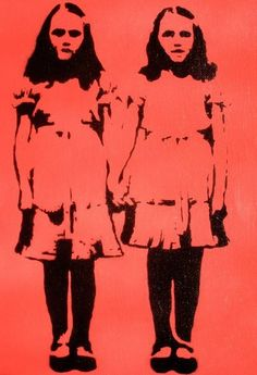 Shining Twins (Red)