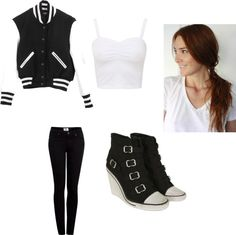 """""""Untitled #136"""" by sannasprofil ❤ liked on Polyvore"""