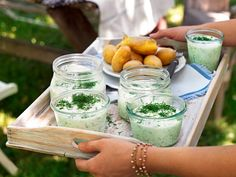 Kalte Gurkensuppe Cucumber Soup Recipe, Meal