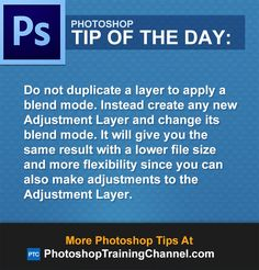 Do not duplicate a layer to apply a blend mode. Instead create any new Adjustment Layer and change its blend mode. It will give you the same result with a lower file size and more flexibility since you can also make adjustments to the Adjustment Layer.