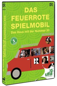 Das feuerrote Spielmobil: Das Haus mit der Nummer 30 - Folge 01-23 3 DVDs: Amazon.de: Josef Schwarz, Jörg Hube, Elisabeth Bertram: DVD & Blu...