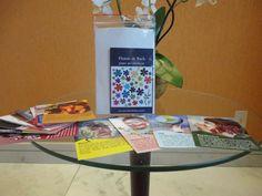 jogo 40 cards cartas postais florais de bach para crianças