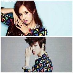 Krystal and min hyuk Park Hyung, Choi Jin, Kang Min Hyuk, Kim Woo Bin, Park Shin Hye, The Heirs, Krystal, Pop Group, Snow White