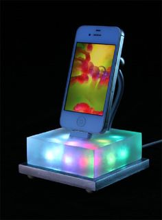 Turn Your iPhone Into A Groovy Lava Lamp